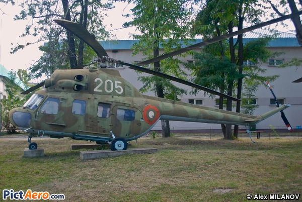 Mil Mi-2 Hoplite (Bulgaria - Air Force)