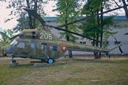 Mil Mi-2 Hoplite (205)