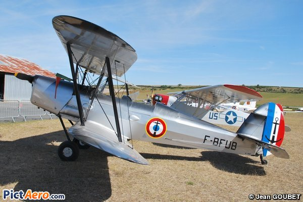 Stampe SV-4C (CAILLAS Philippe)