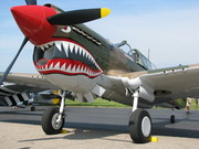 Curtiss 81/87 Warhawk (P-40 Tomahawk/Kittyhawk)