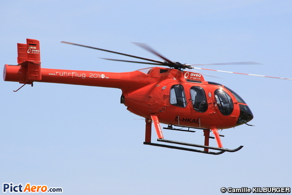 MD Helicopters MD-600N (Aveo Air Service)