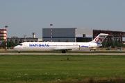 Douglas DC-9-51 (4L-GNL)