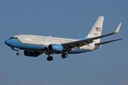 Boeing C-40B/BBJ (737-7CP) Clipper (05-0730)
