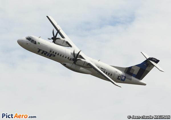 ATR 72-201F (TRIP Linhas Aéreas)