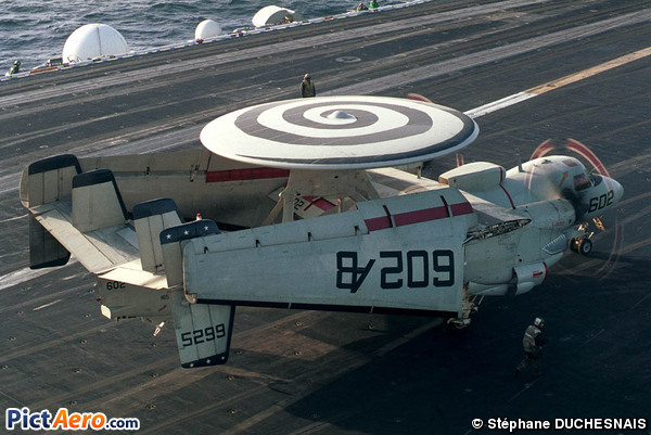 Grumman E-2C Hawkeye (United States - US Navy (USN))
