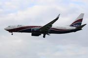 Boeing 737-8JE (5N-MJP)