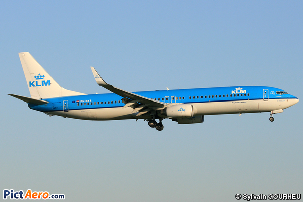 Boeing 737-9K2/WL (KLM Royal Dutch Airlines)