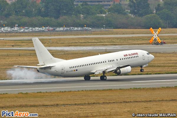 Boeing 737-448 (Air Algérie)