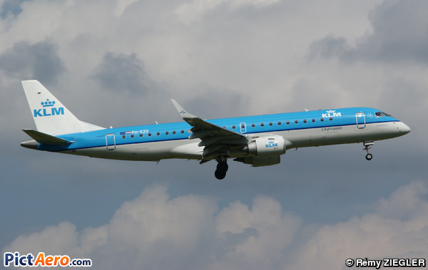 Embraer ERJ-190-100 STD (KLM Cityhopper)