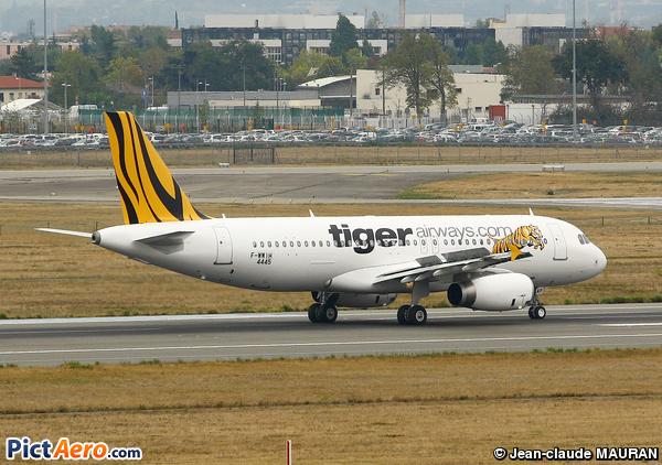 Airbus A320-232 (Tiger Airways)