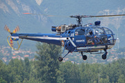 Aérospatiale SA-316B Alouette III (F-MJBX)