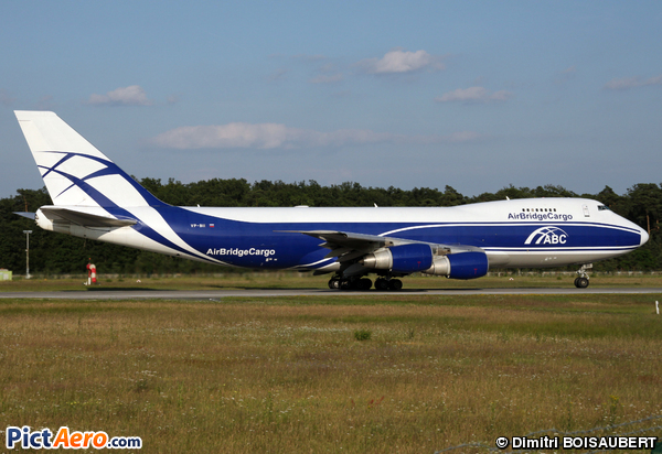 Boeing 747-281F/SCD (Air Bridge Cargo Airlines)