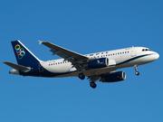 Airbus A319-131 (SX-OAK)