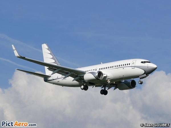 Boeing 737-7GC/BBJ (Vizavi Group)