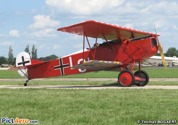 Fokker D-VII (Private)