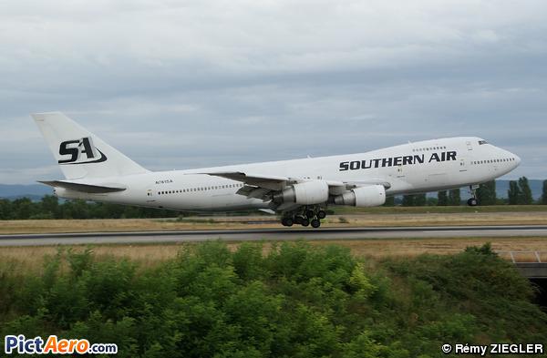 Boeing 747-2F6B(SF) (Southern Air)