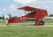 Fokker D-VII (N18852)