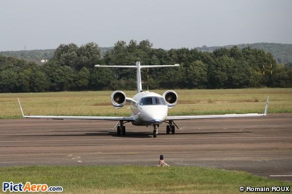 Learjet 40 (Eurofly Service)