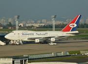 Boeing 747SP-27 (7O-YMN)