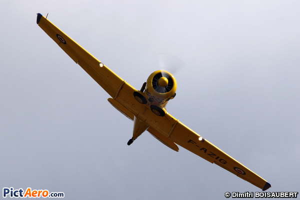 CCF AT-6 Harvard Mk.IV (MARTEL PIERRE-ANDRE)