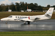 Cessna 551 citation II SP (D-IRUP)