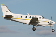 Beechcraft C90 King Air (F-GBLU)