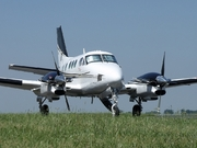 Beechcraft C90 King Air (F-GCGA)