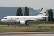 Airbus A319-115X/CJ (VP-BED)