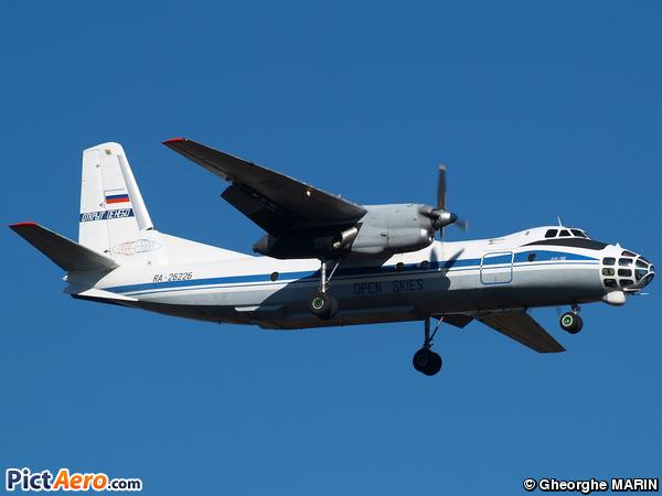 Antonov  An-30 (Russia - Air Force)