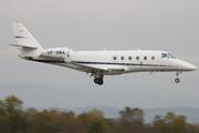 Gulfstream Aerospace G-150 (VP-BMA)