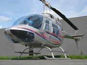 Bell 206B JetRanger II (OO-VWE)