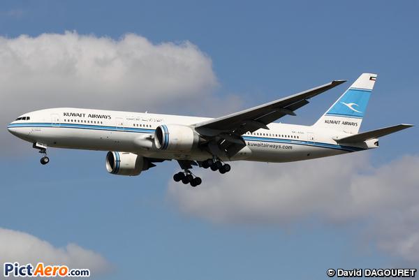 Boeing 777-269/ER (Kuwait Airways)