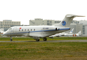 Bombardier BD-100-1A10 Challenger 300 (TC-ARB)
