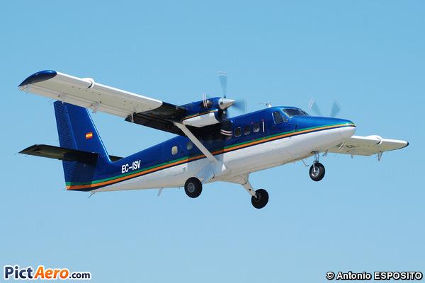 De Havilland Canada DHC-6-200 Twin Otter (JIP Aviachio Empuriabrava)