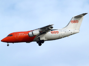 British Aerospace BAe-146-200QC  (OO-TAY)