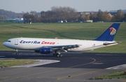 Airbus A300B4-203F (SU-GAC)
