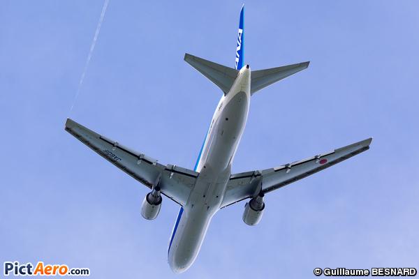 Boeing 767-381/F (ANA Cargo)