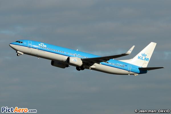 Boeing 737-9K2/WL (KLM Royal Dutch Airlines)