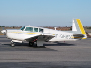 Mooney M-20 F Executive (F-GHBS)