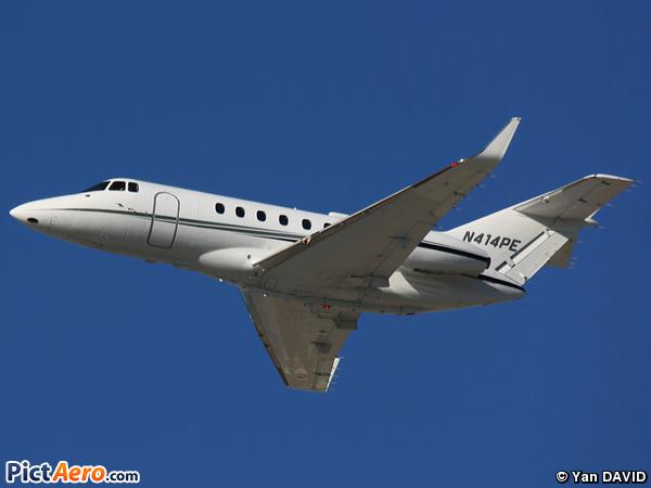 BAe-125-800A (Palikea EHEU LLC)