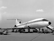 Tupolev Tu-154B (YR-TPB)