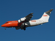 British Aerospace BAe-146-200QC  (OO-TAY)