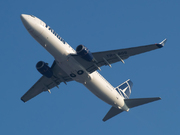 Boeing 737-8GJ (YR-BGS)