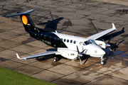 Beechcraft Super King Air 350 (G-POWB)