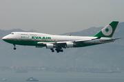 Boeing 747-45EM  (B-16405)