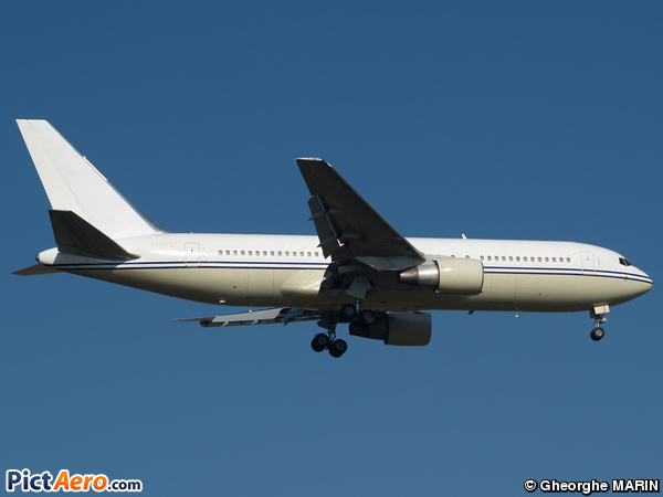 Boeing 767-222/ET (Vision Air)