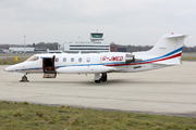 Gates Learjet 35A (G-JMED)