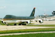 Boeing 747-2D3B (SF) (JY-AFS)