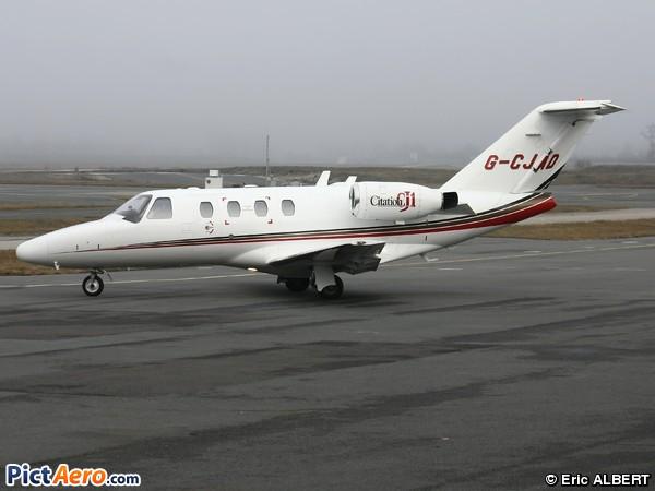 Cessna 525 CitationJet CJ1 (Citation Jet Aircraft Davies)