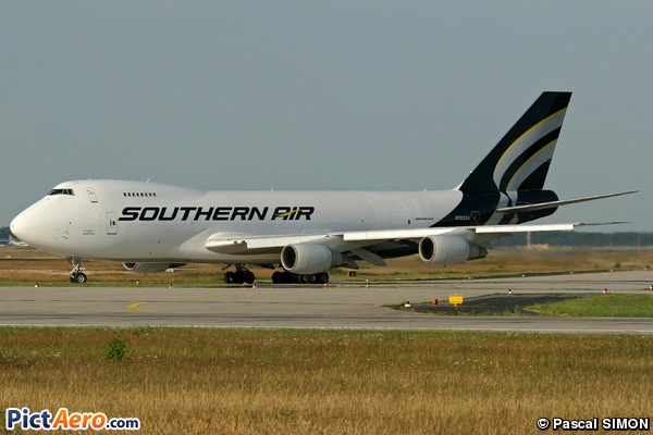 Boeing 747-281F/SCD (Southern Air Transport)